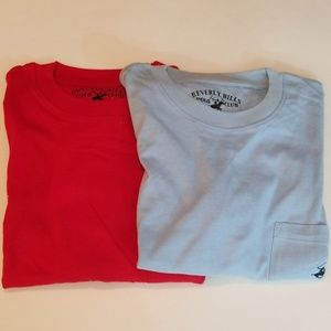 2 Beverly Hills Polo Club Cotton Tees